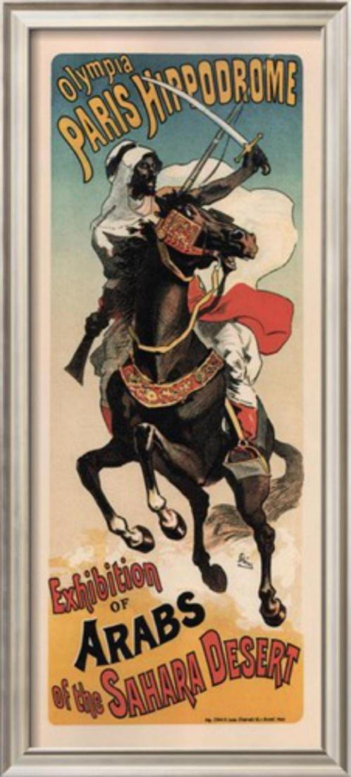 "Théophile Alexandre Steinlen ""Olympia Paris"