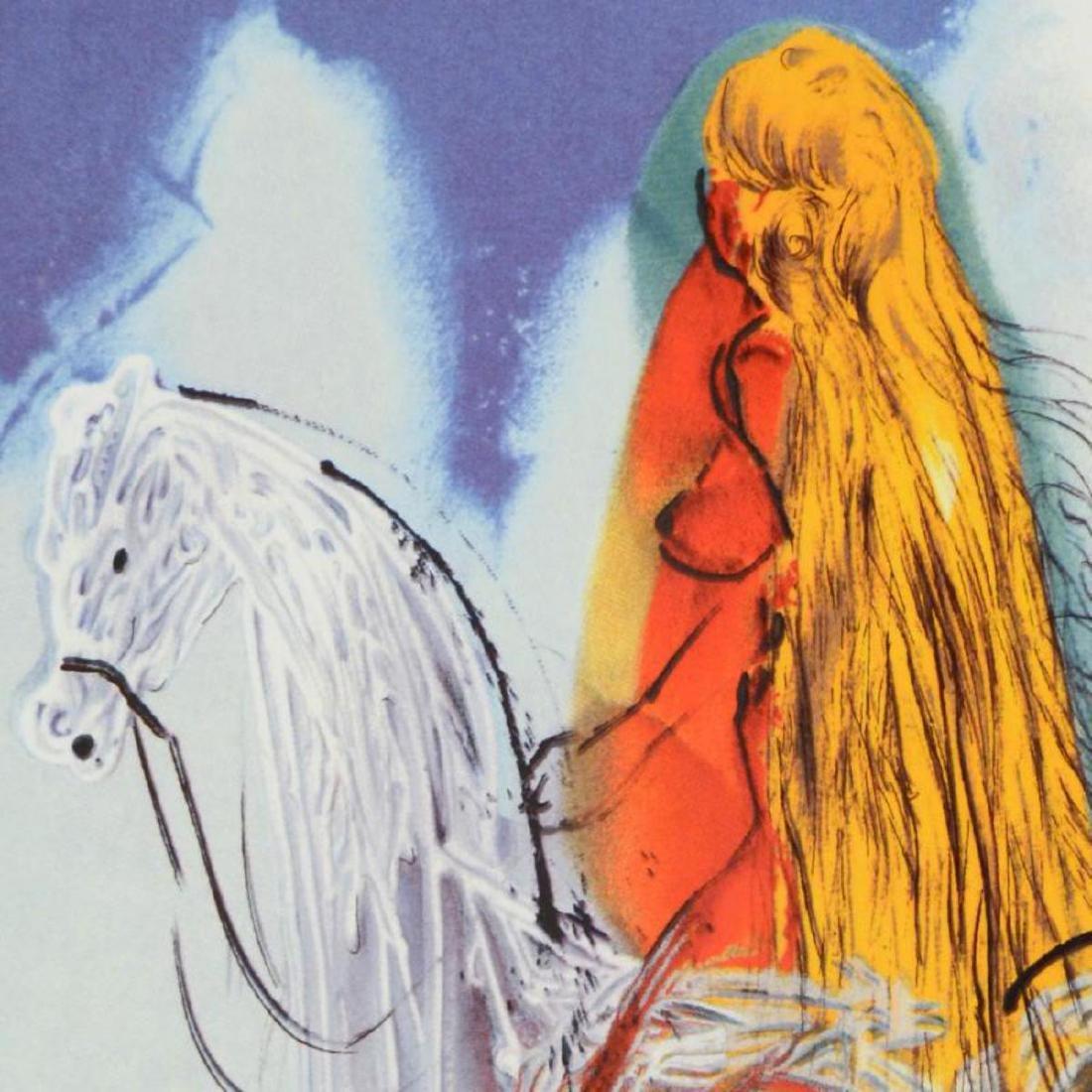 "Salvador Dali (1904-1989) - ""Lady Godiva"" SOLD OUT - 2"