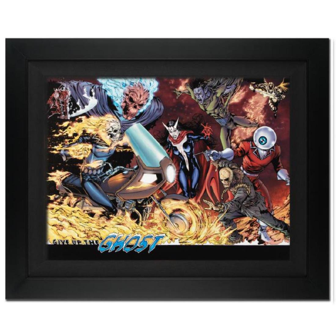 """""""Avengers #12"""" Extremely Limited Edition Giclee on"""