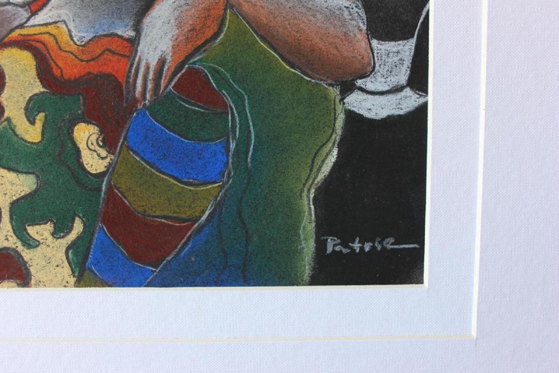 Patricia Govezensky Originals 3 Pastel color on paper - 2