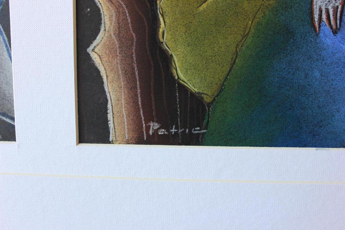 Patricia Govezensky Originals 3 Pastel color on paper - 3