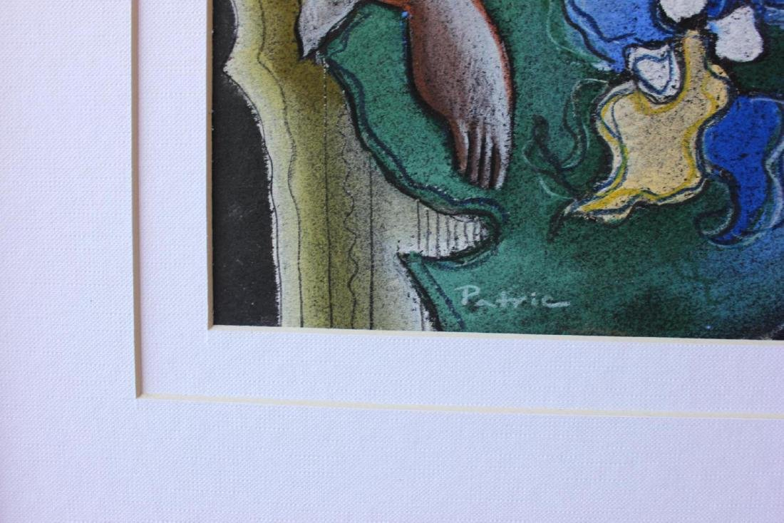 Patricia Govezensky Originals 3 Pastel color on paper - 4
