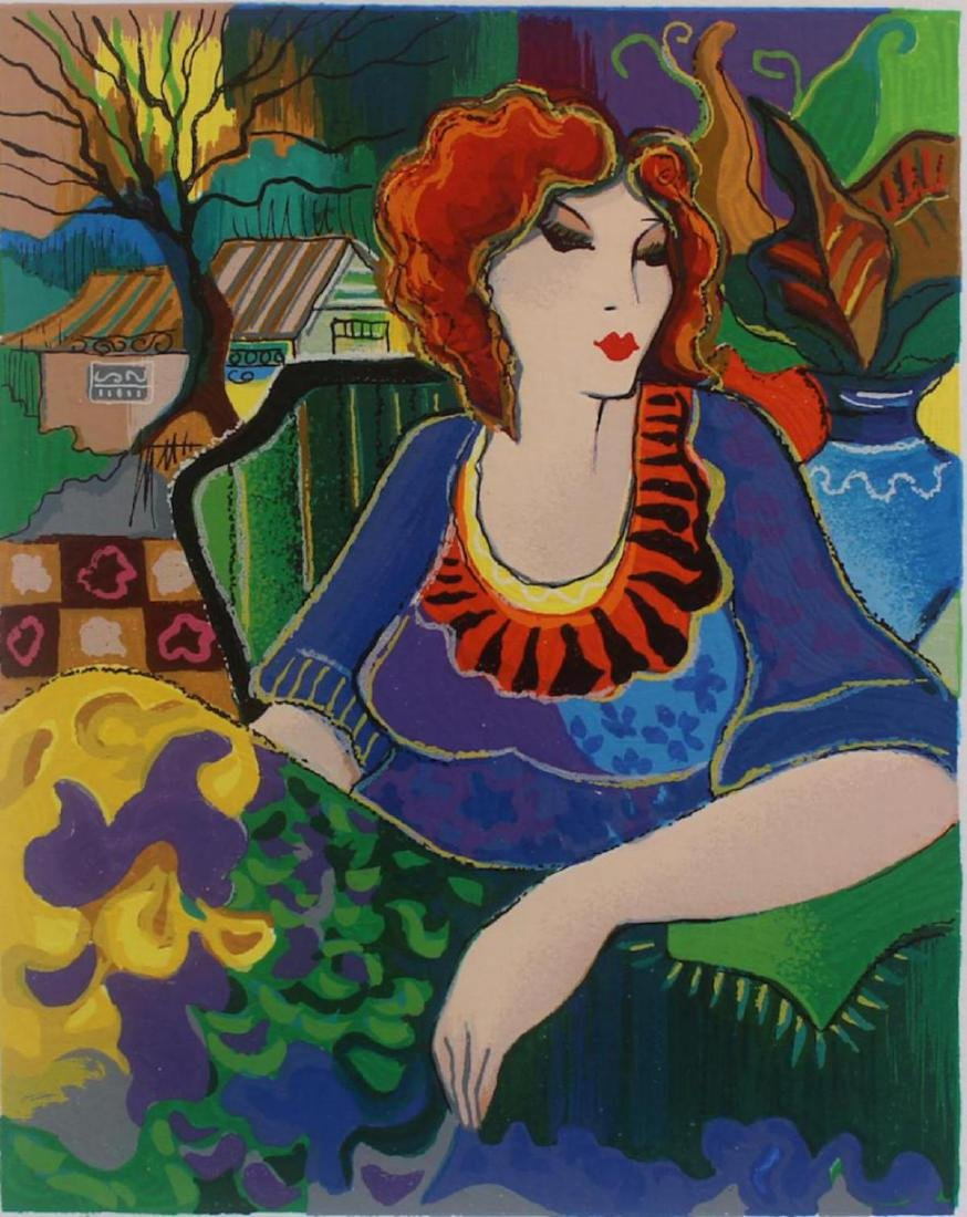 "Patricia Govezensky ""Sitting pretty"" Limited Edition - 2"