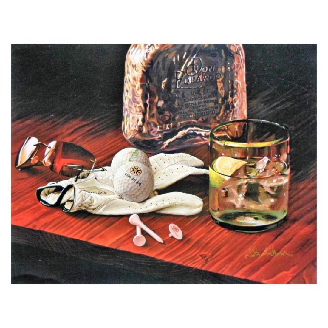 "Nobu Haihara, ""Cabo San Lucas"" Limited Edition Canvas,"