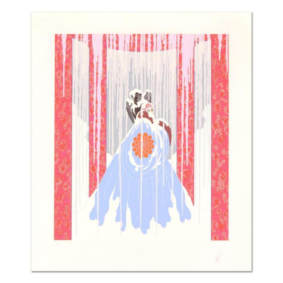 "Erte (1892-1990), ""Loves Captive"" Limited Edition"