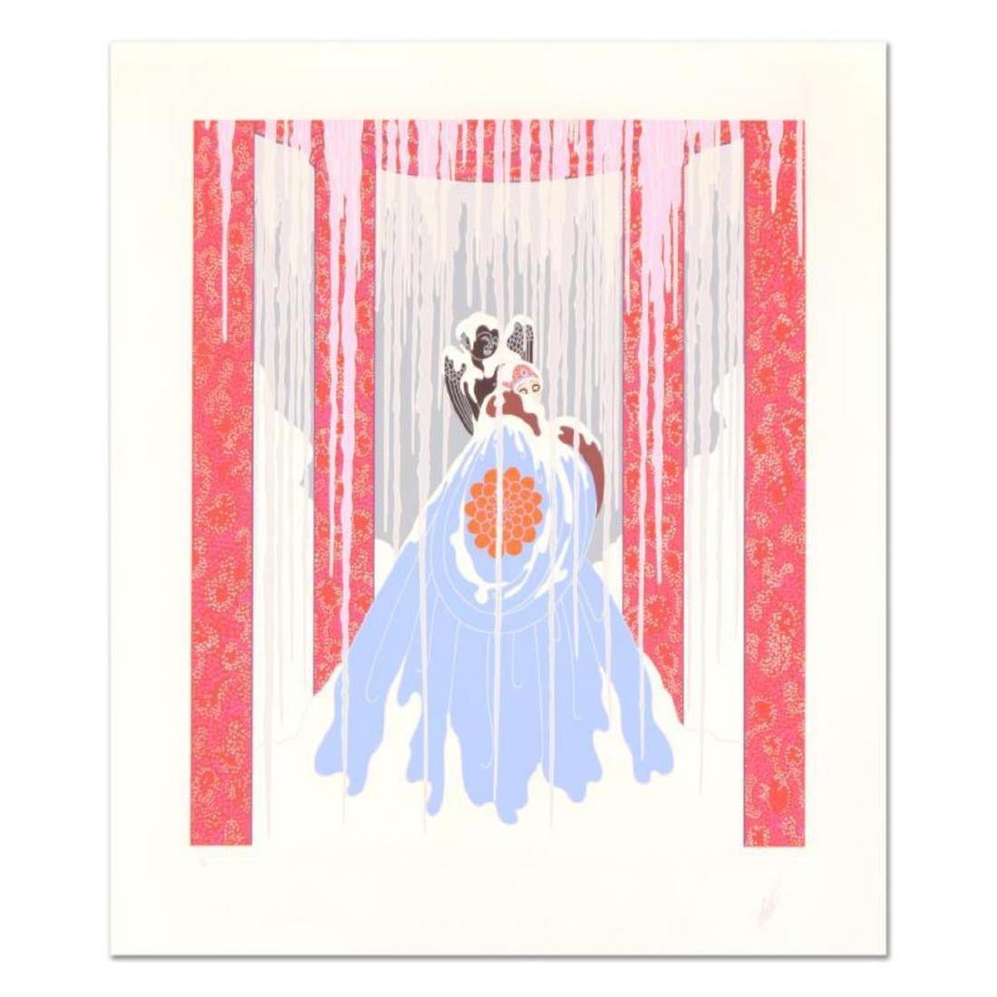 "Erte (1892-1990), ""Loves Captive"" Limited Edition"