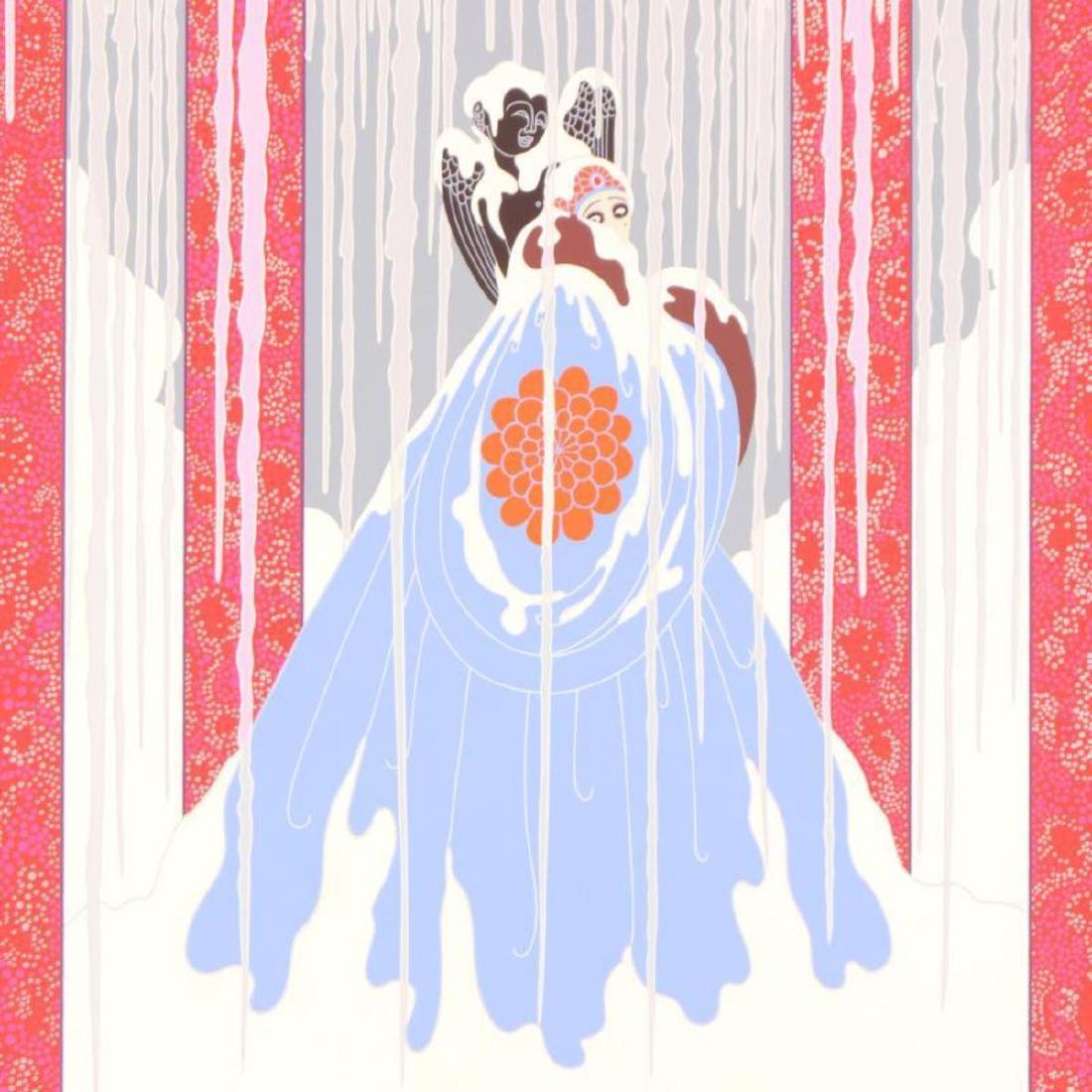 "Erte (1892-1990), ""Loves Captive"" Limited Edition - 2"