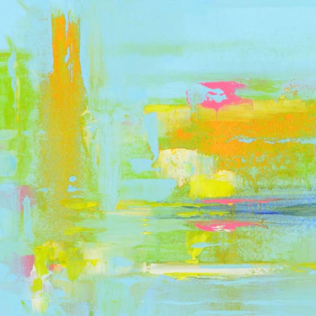 """Roberto Donatelli - """"Transparent Sunset"""" Original Oil - 2"""