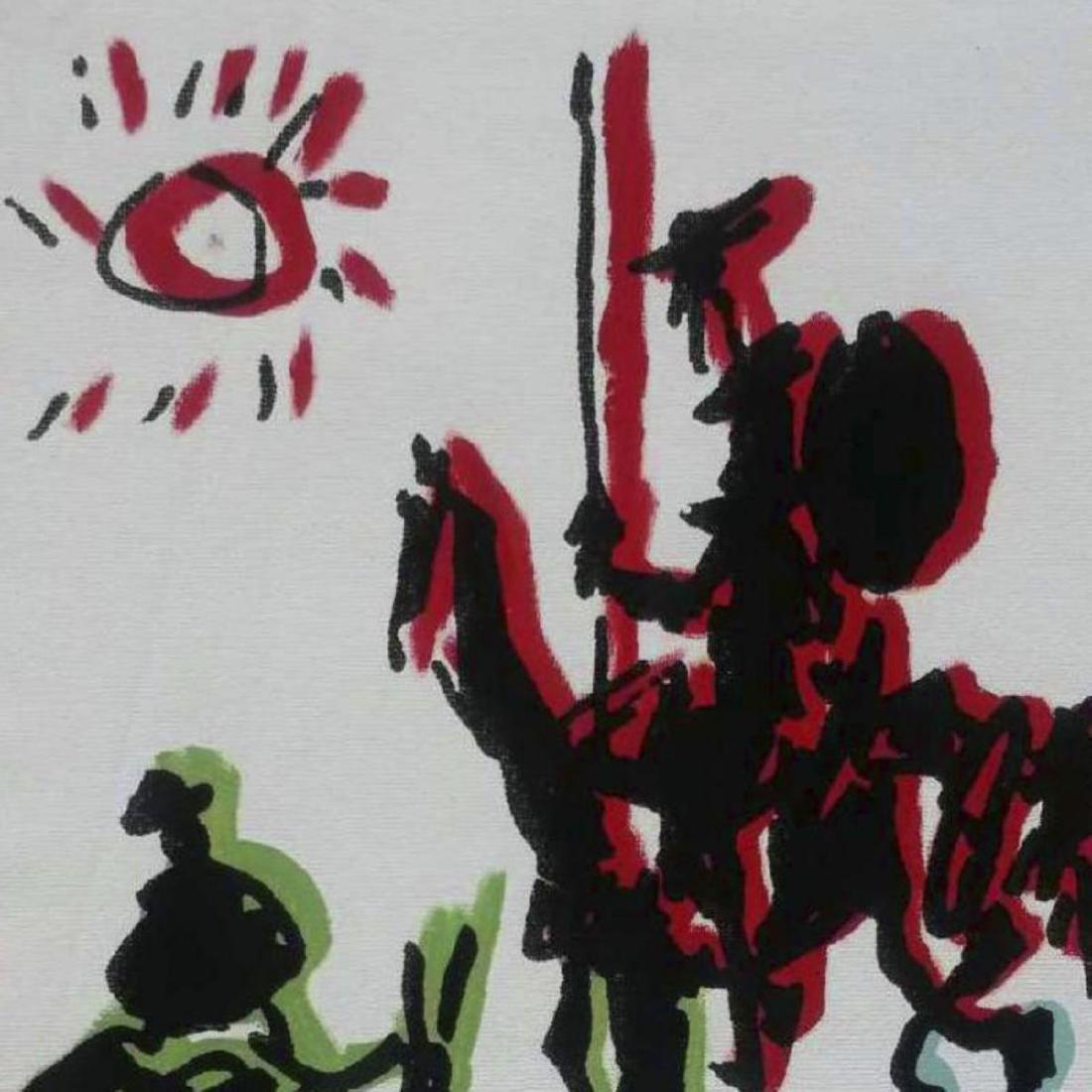Ringo Daniel Funes - (Protege of Andy Warhol's - 2