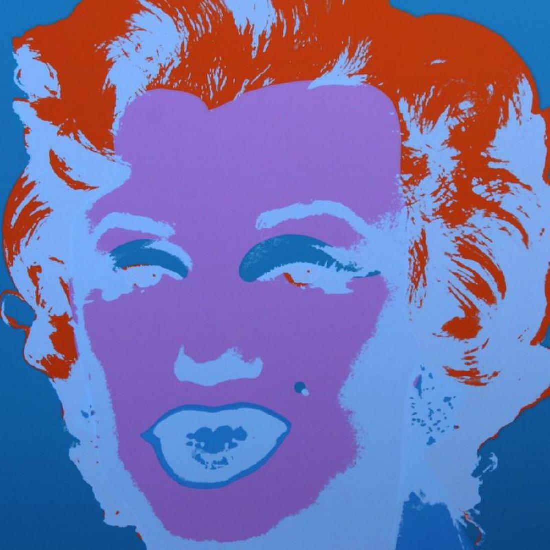 "Andy Warhol ""Marilyn 11.29"" Silk Screen Print from - 2"