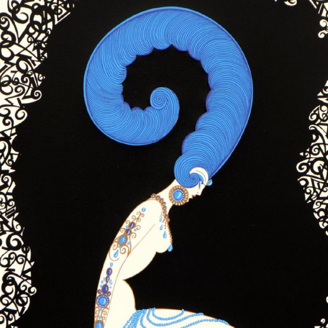 "Erte (1892-1990) - ""Numeral 2"" Limited Edition - 2"