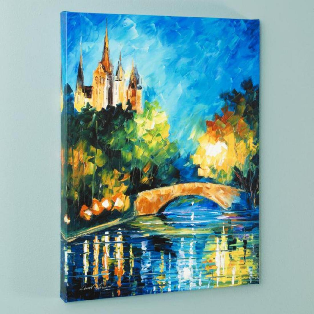 """Perfect Night"" LIMITED EDITION Giclee on Canvas by - 3"