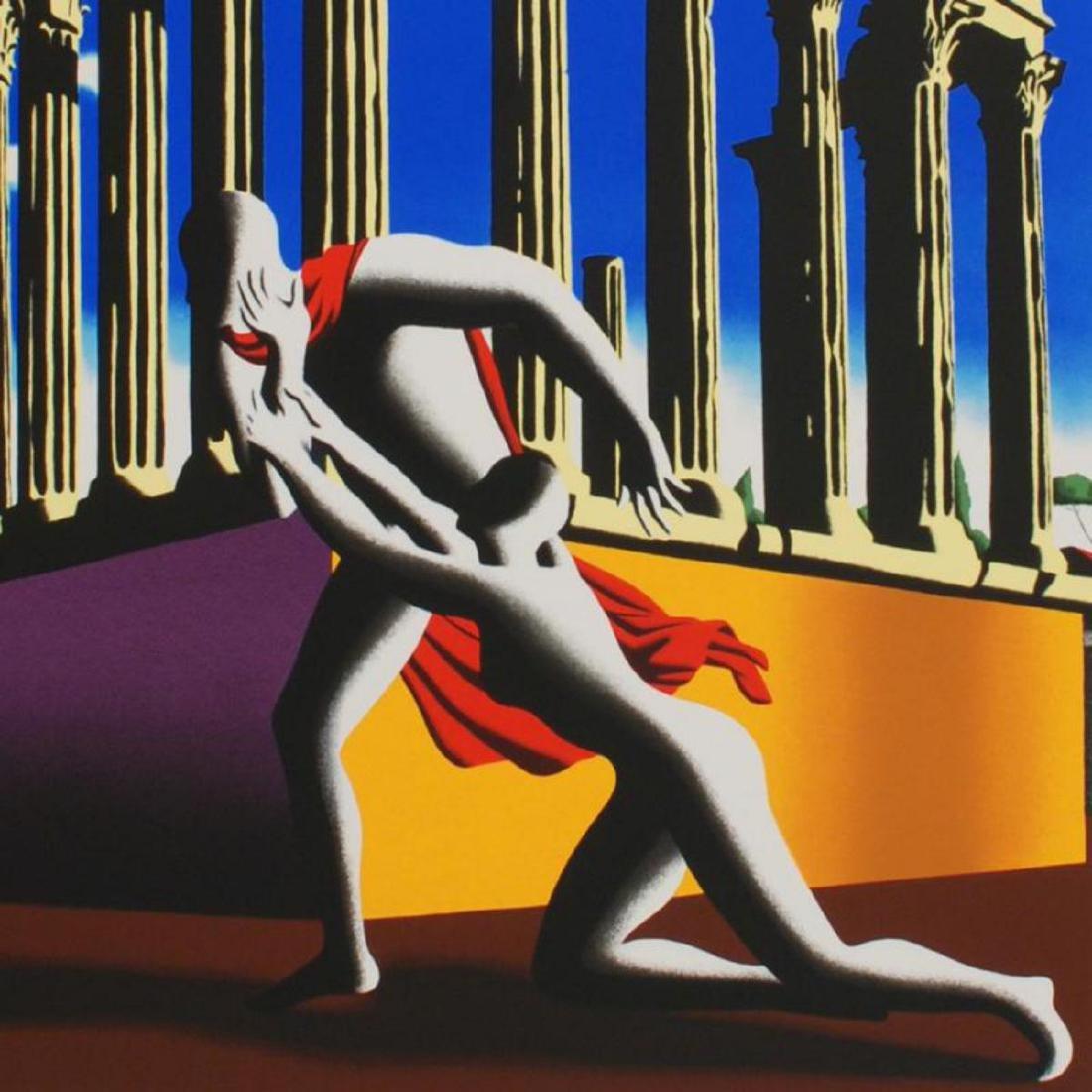 "Mark Kostabi - ""Eternal City"" Limited Edition - 2"