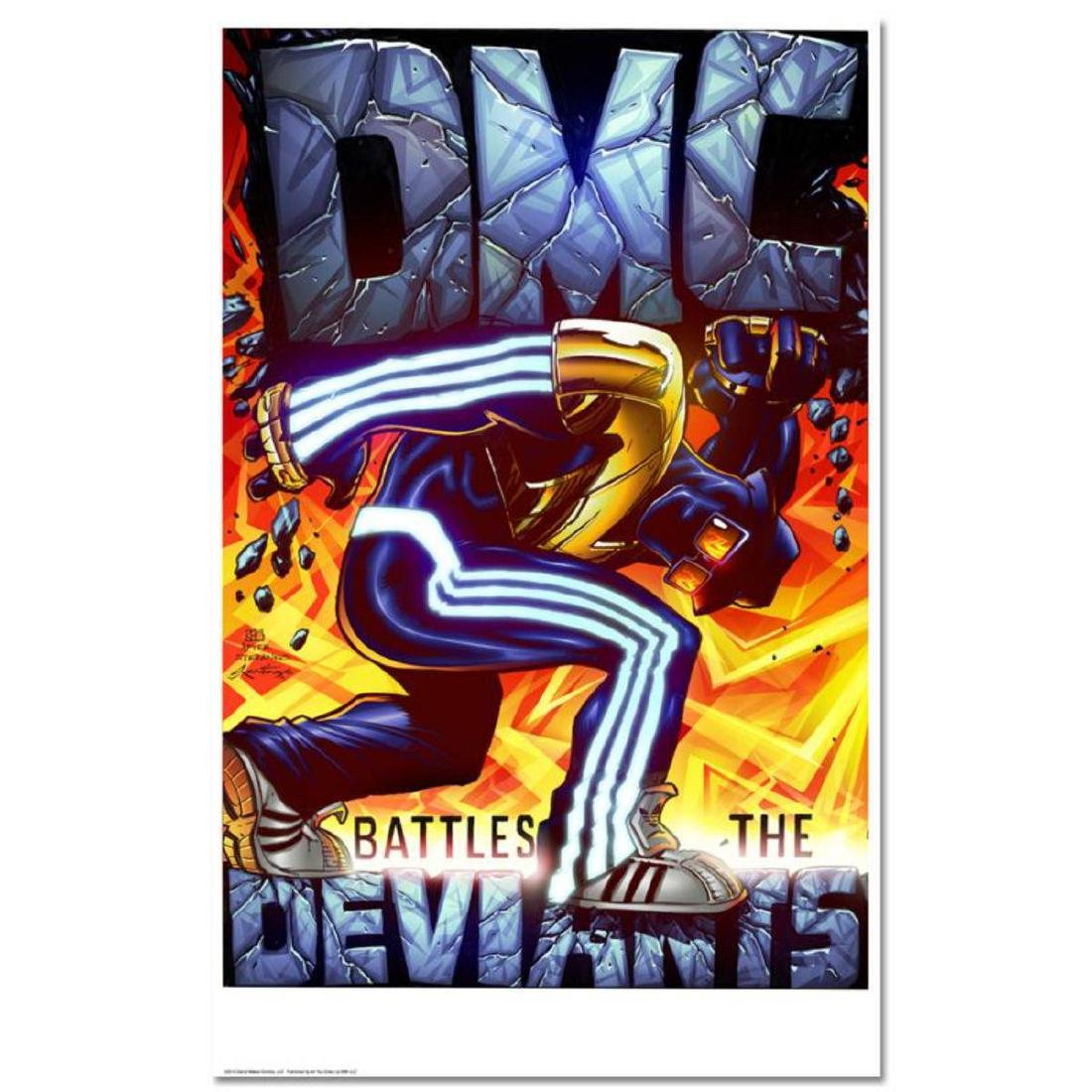 """DMC Battles The Deviants"" is a Numbered Chromatic"