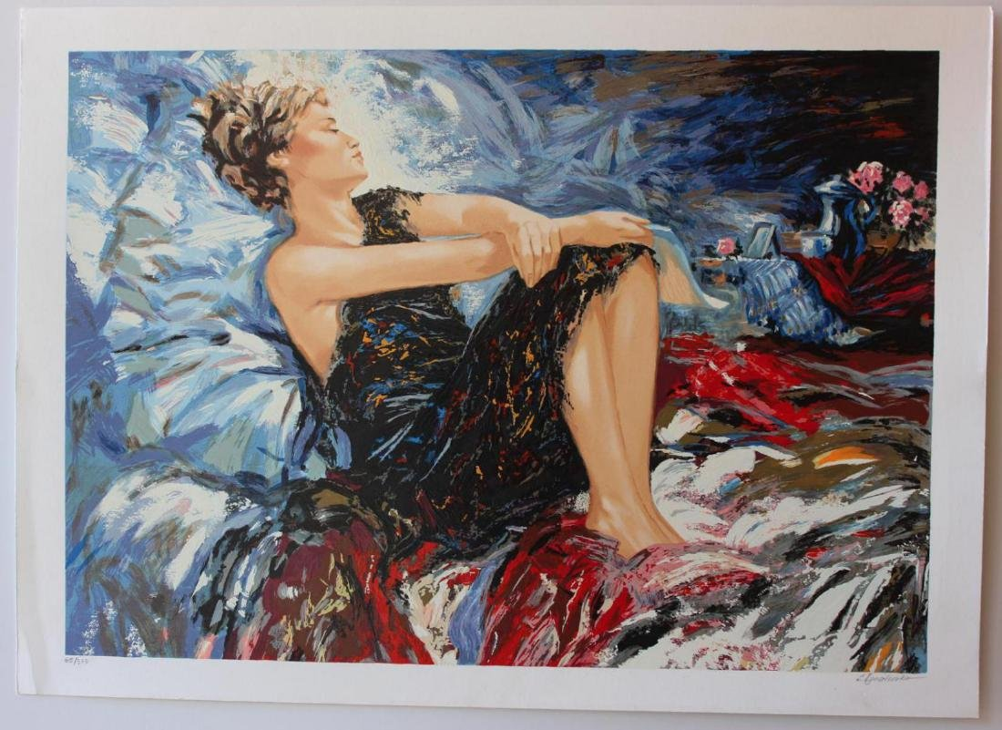 "Sergey Ignatenko ""Sleeping Beauty"" Limited Edition"