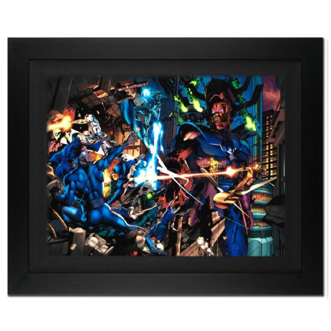 """Fantastic Four #571"" Extremely Limited Edition Giclee"