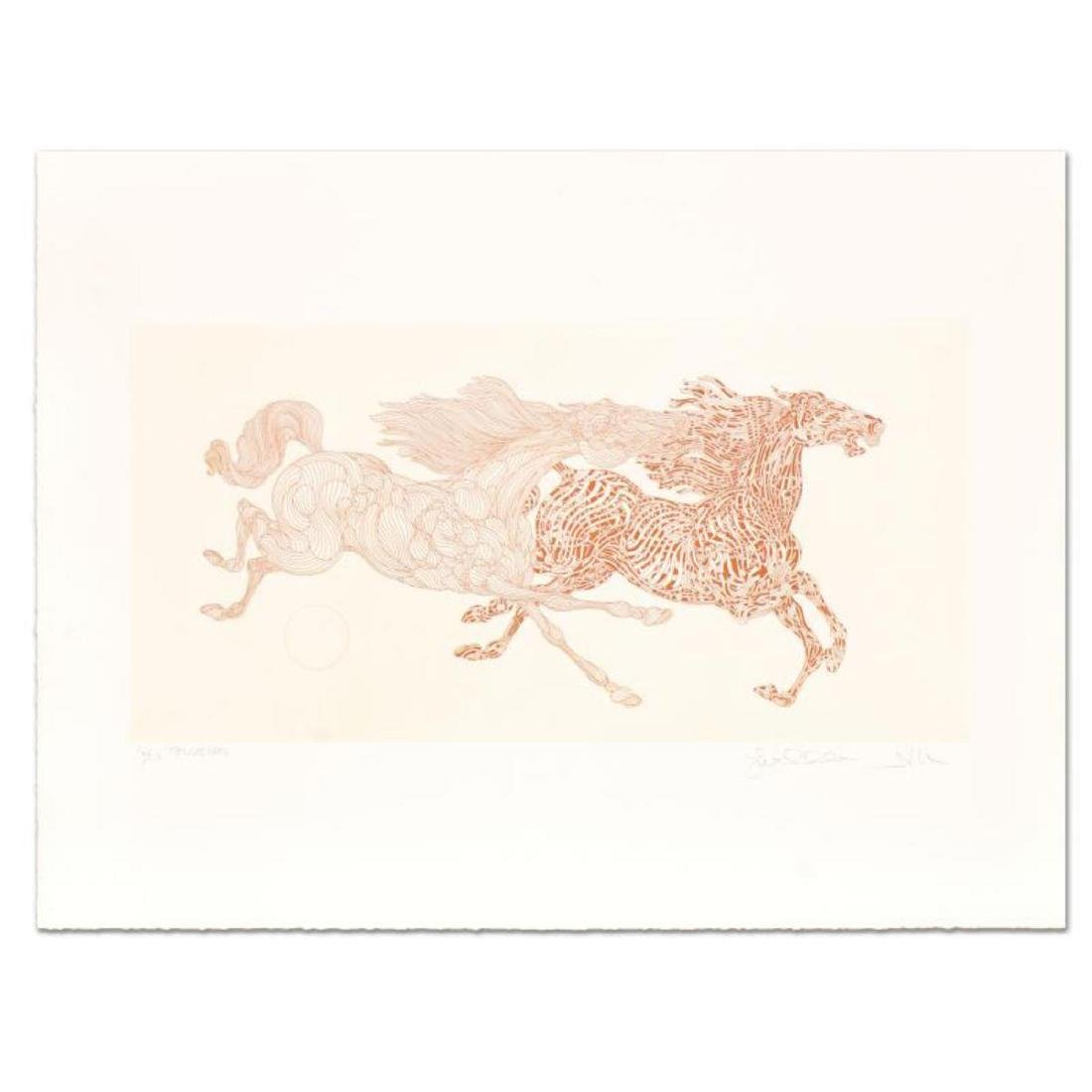 """Guillaume Azoulay - """"Tennue (Sienna)"""" Limited Edition"""