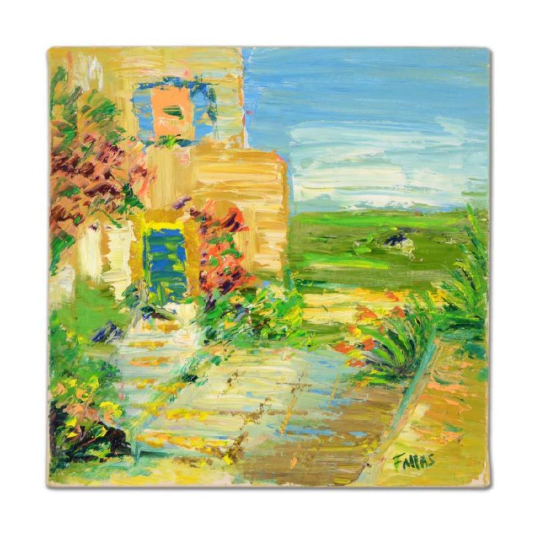 "Elliot Fallas - ""Summer Moments"" Original Oil Painting"