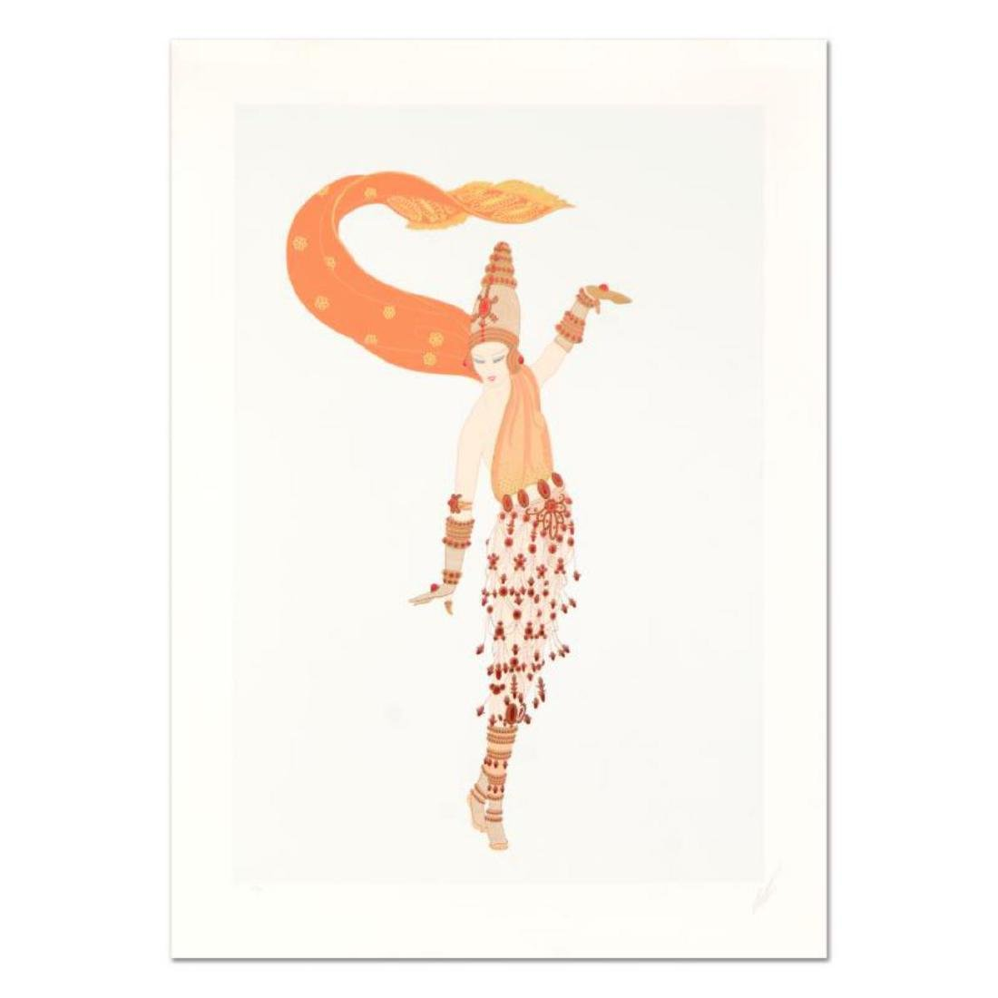 """Erte (1892-1990), """"Arabian Nights"""" Limited Edition"""