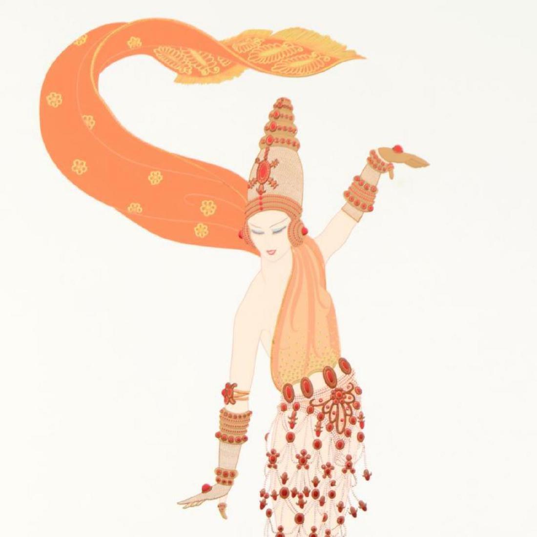 """Erte (1892-1990), """"Arabian Nights"""" Limited Edition - 2"""