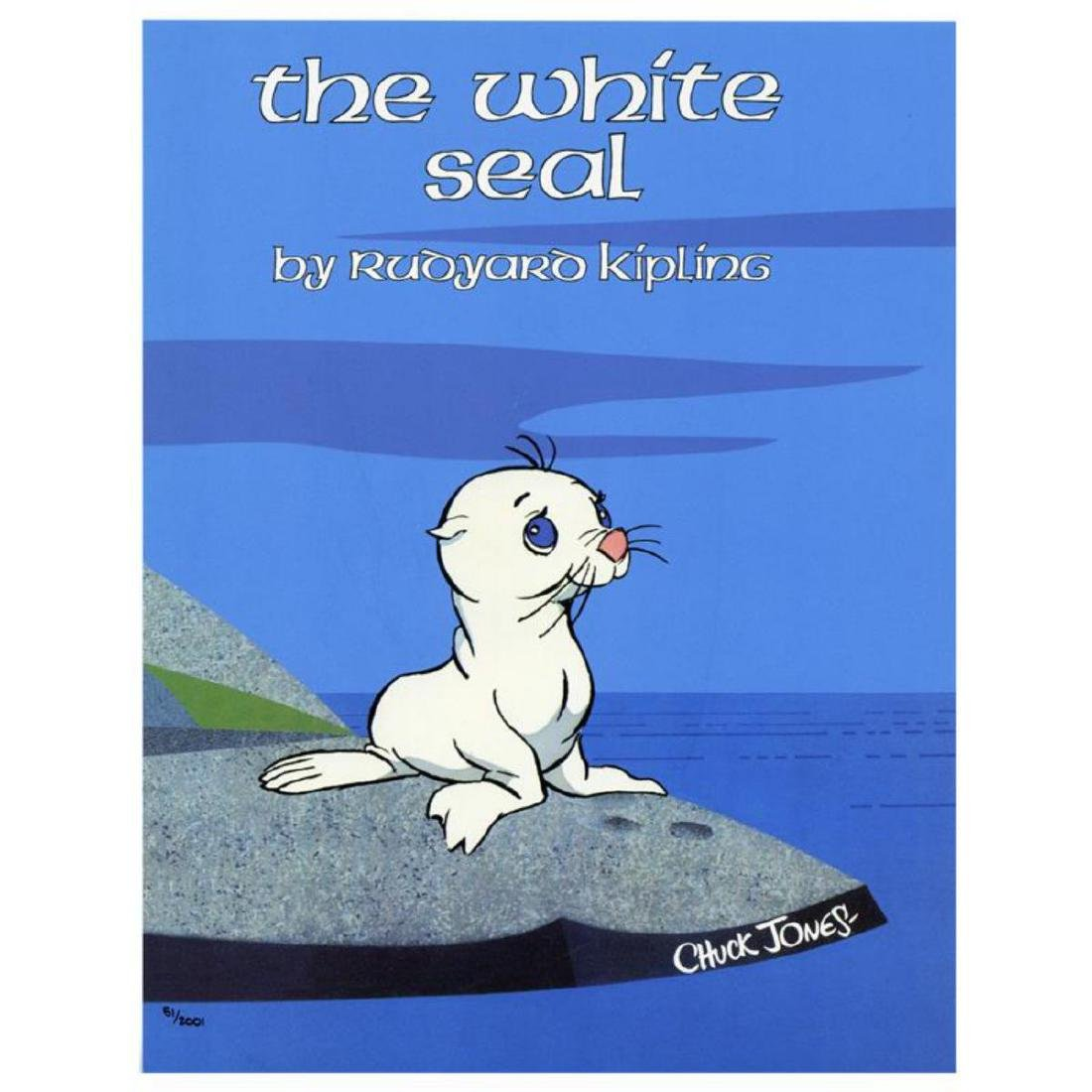 """Chuck Jones """"The White Seal"""" Limited Edition"""