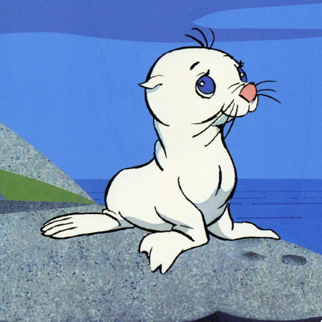 "Chuck Jones ""The White Seal"" Limited Edition - 2"