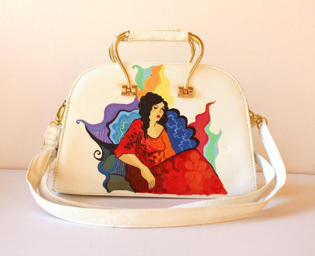 Patricia Govezensky- Patricia Handbag with original