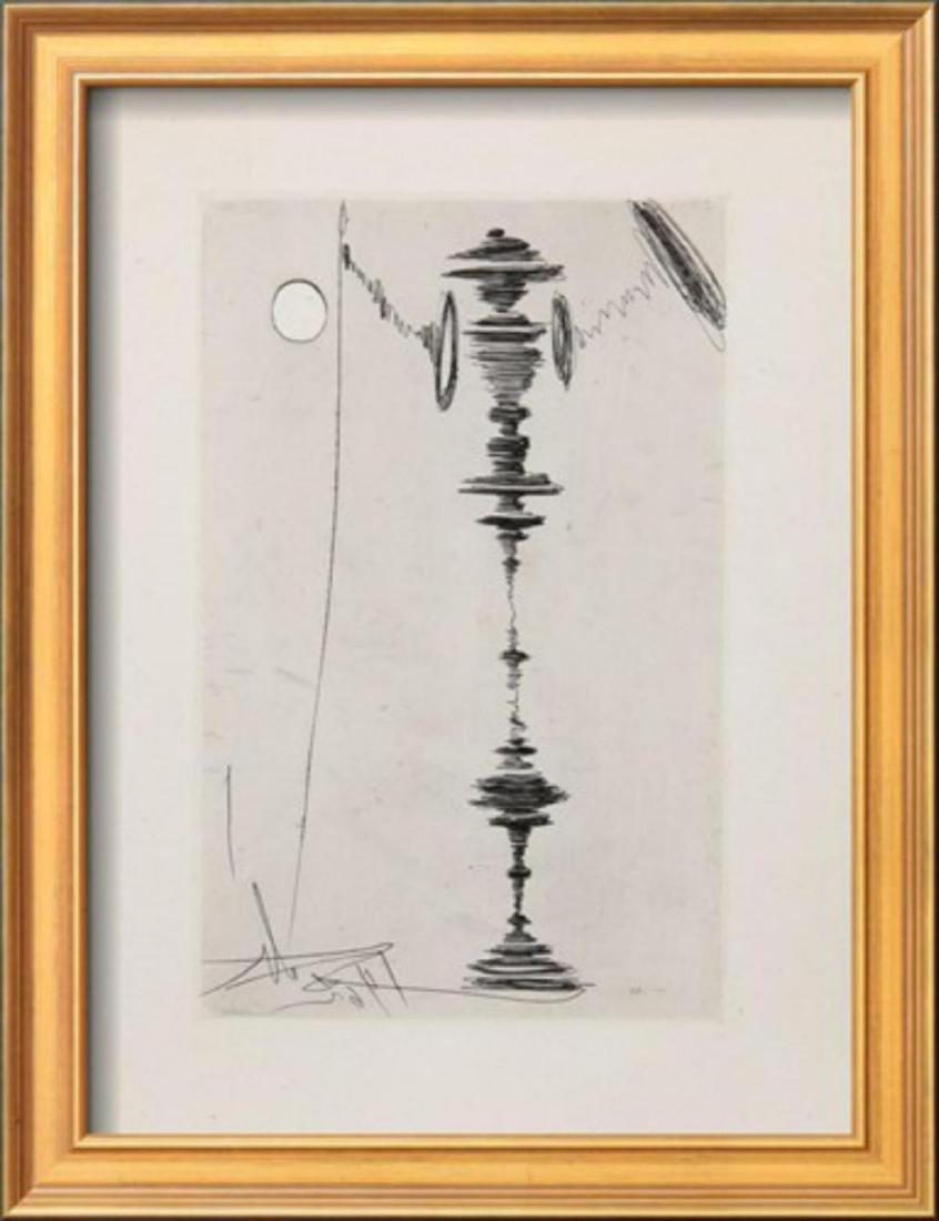 "Salvador Dali ""Deux Fatraises (Spinning Man)"" Custom"