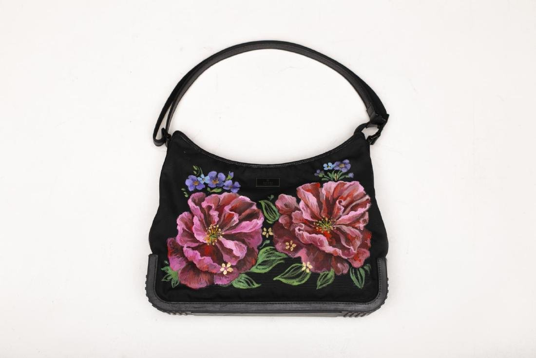 "Vera V. Goncharenko- Gucci Bag ""Flower"""