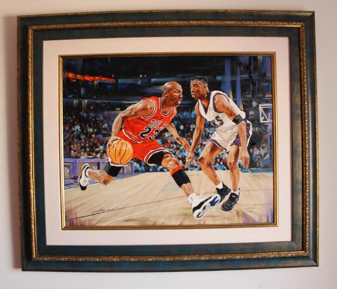 Yevgeniy Korol- Michael Jordan the Greatest Original
