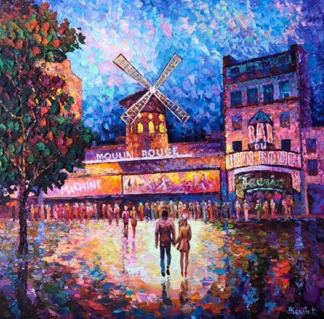 "Alexander Antanenka- ""You and I in Moulin Rouge"""