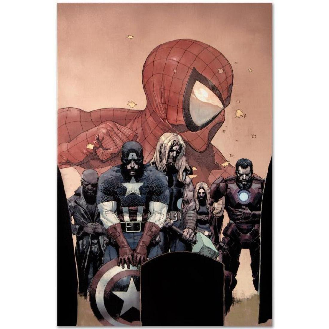 """Ultimate Avengers Vs. New Ultimates #6"" LIMITED"