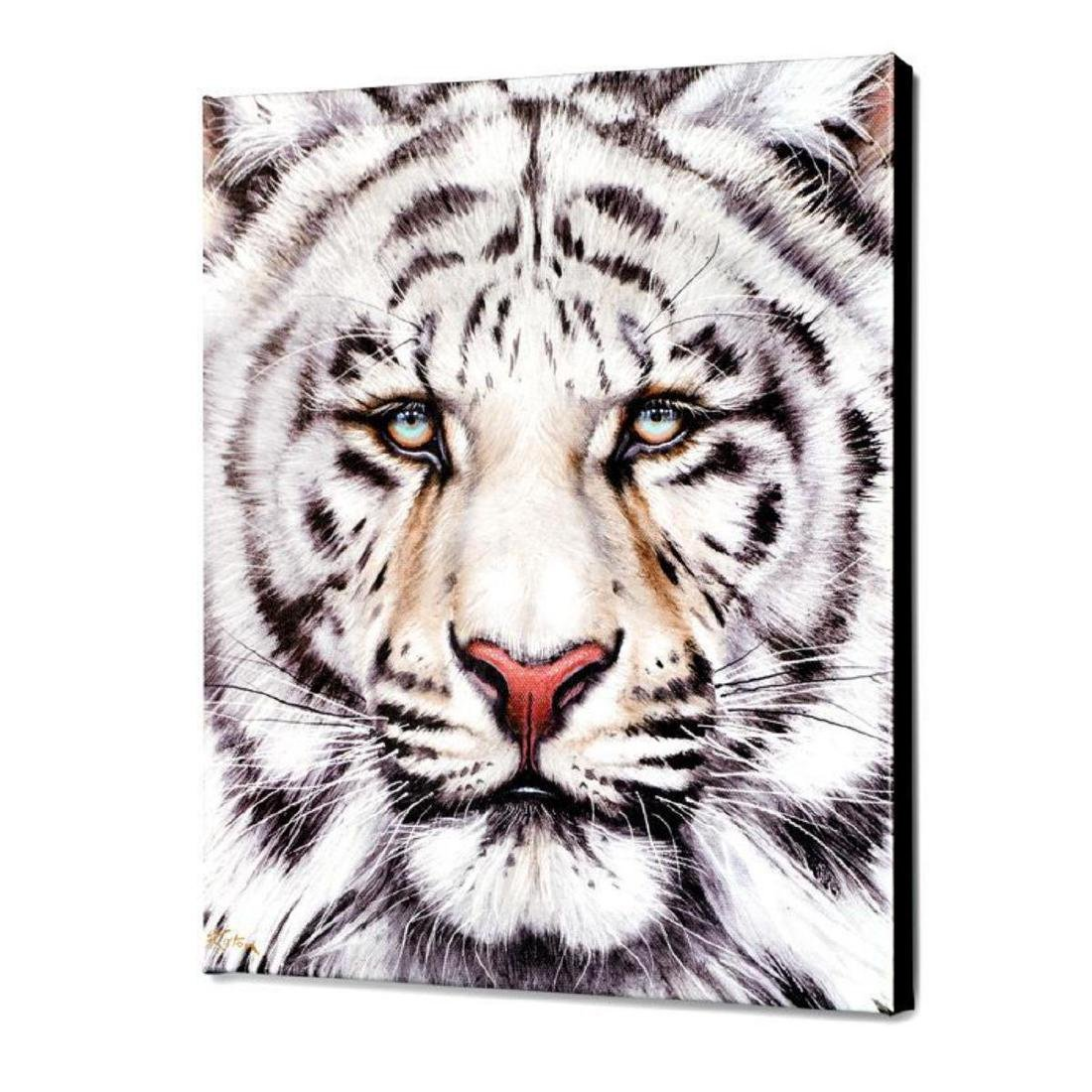 """""""Bengal"""" Limited Edition Giclee on Canvas by Martin - 3"""