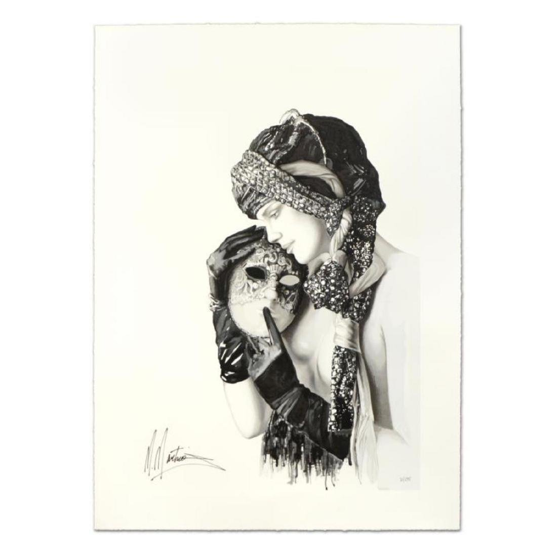 "Martiros Manoukian - ""Silent Advice"" Limited Edition"