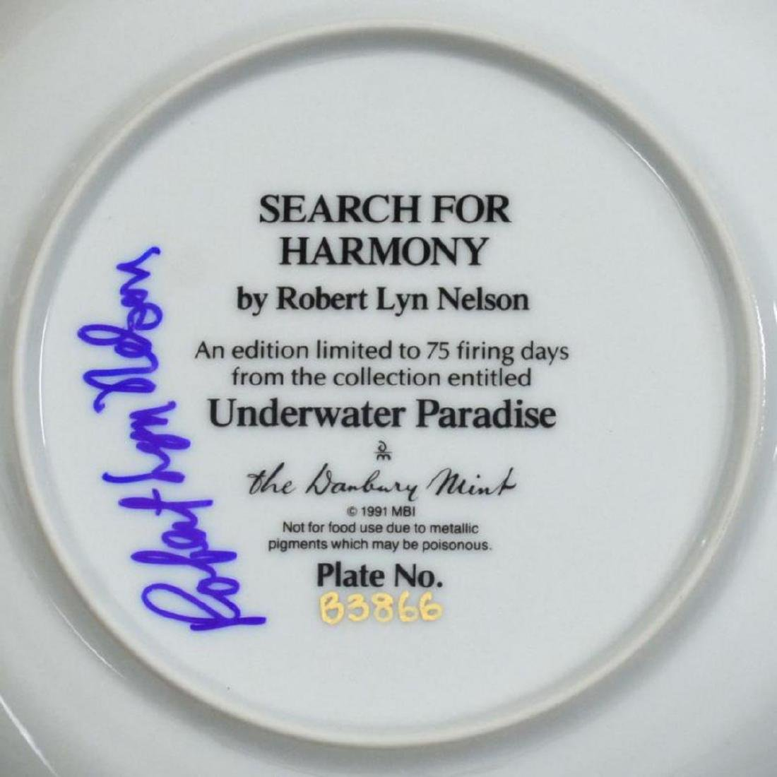 """Robert Lyn Nelson - """"Search for Harmony"""" Limited - 3"""