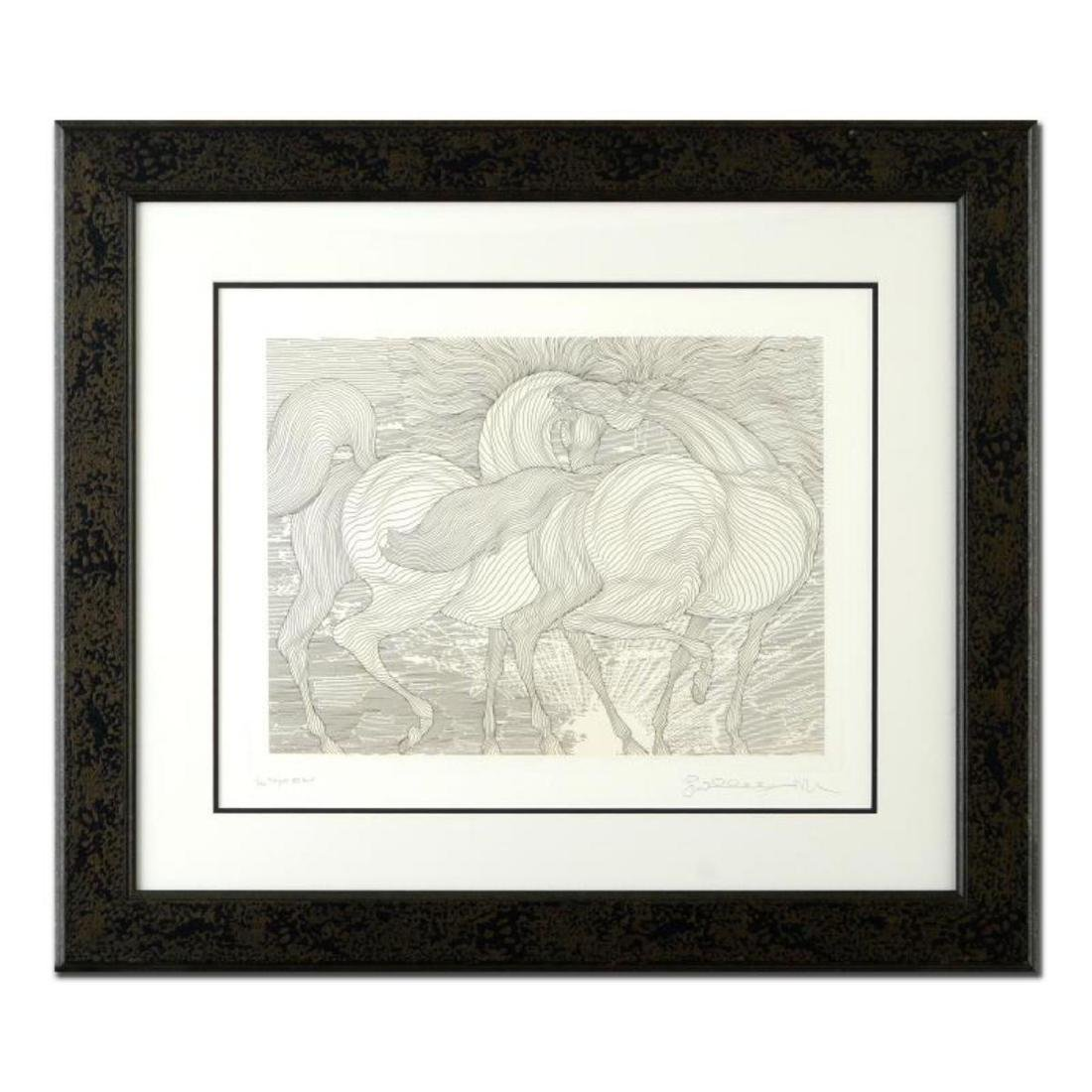 """Guillaume Azoulay - """"Tryst"""" Framed Limited Edition"""