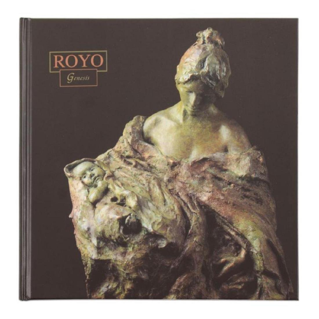 "Royo - ""Genesis"" Fine Art Book of Featuring Royo's Art"