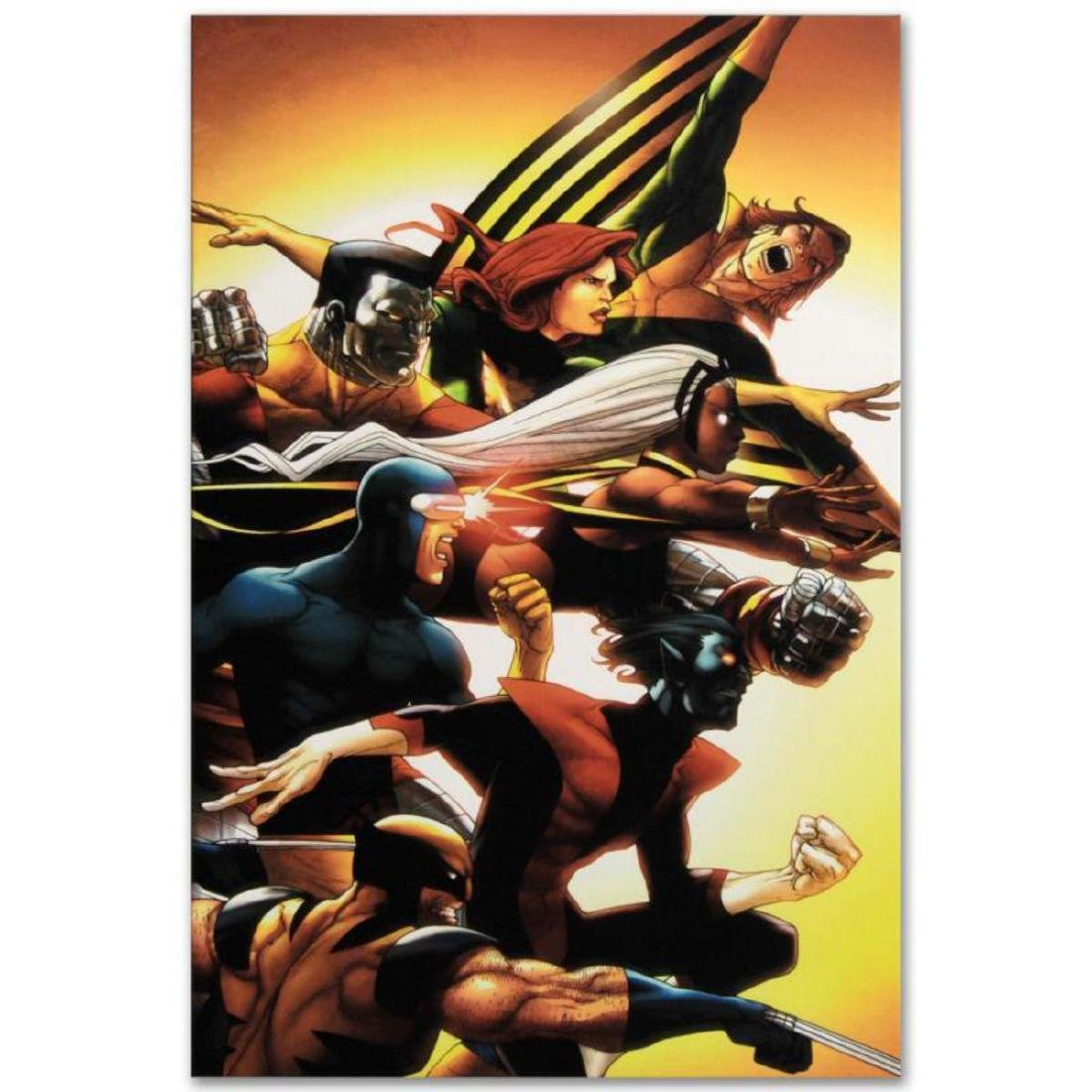"""""""Uncanny X-Men: First Class #5"""" Limited Edition Giclee"""