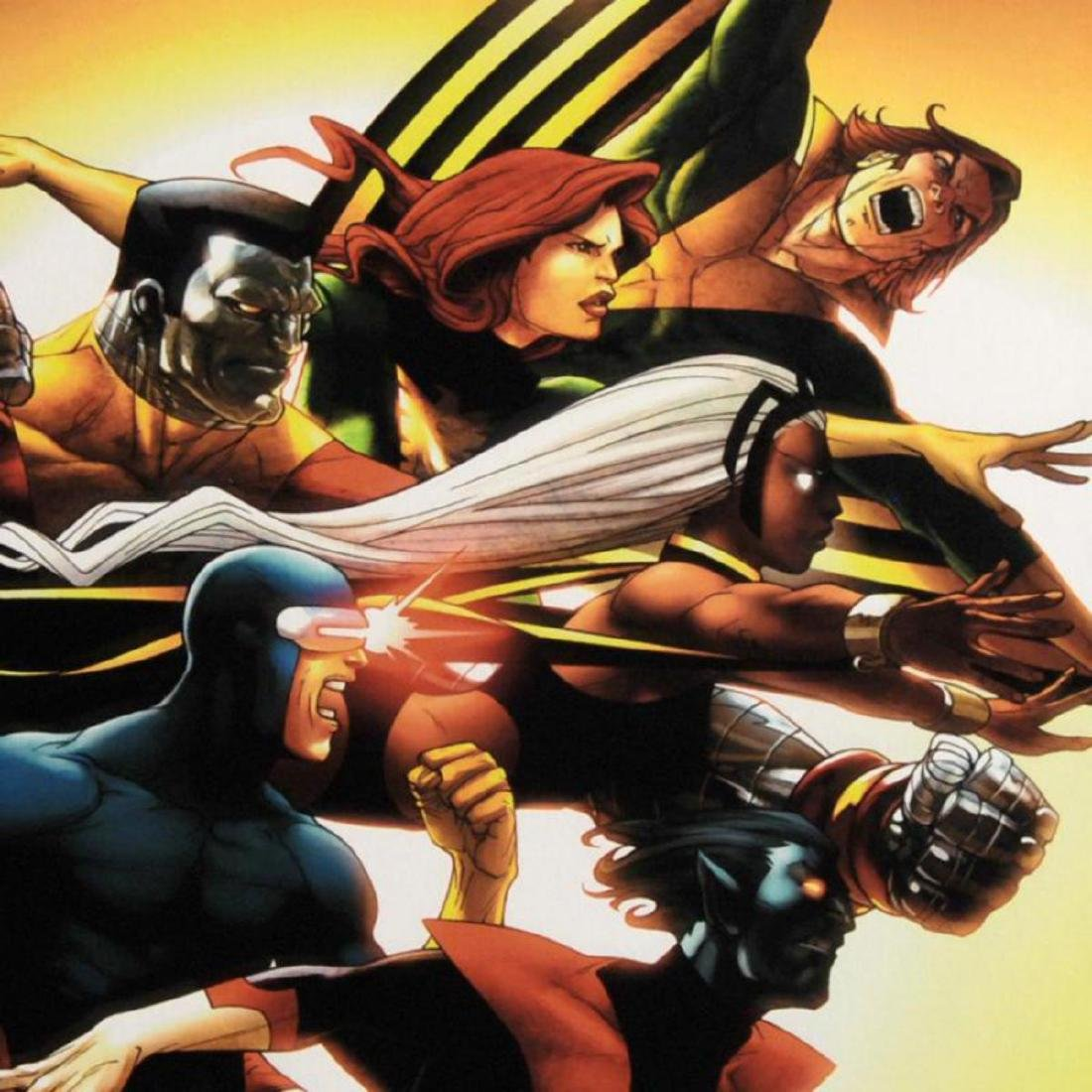 """""""Uncanny X-Men: First Class #5"""" Limited Edition Giclee - 2"""