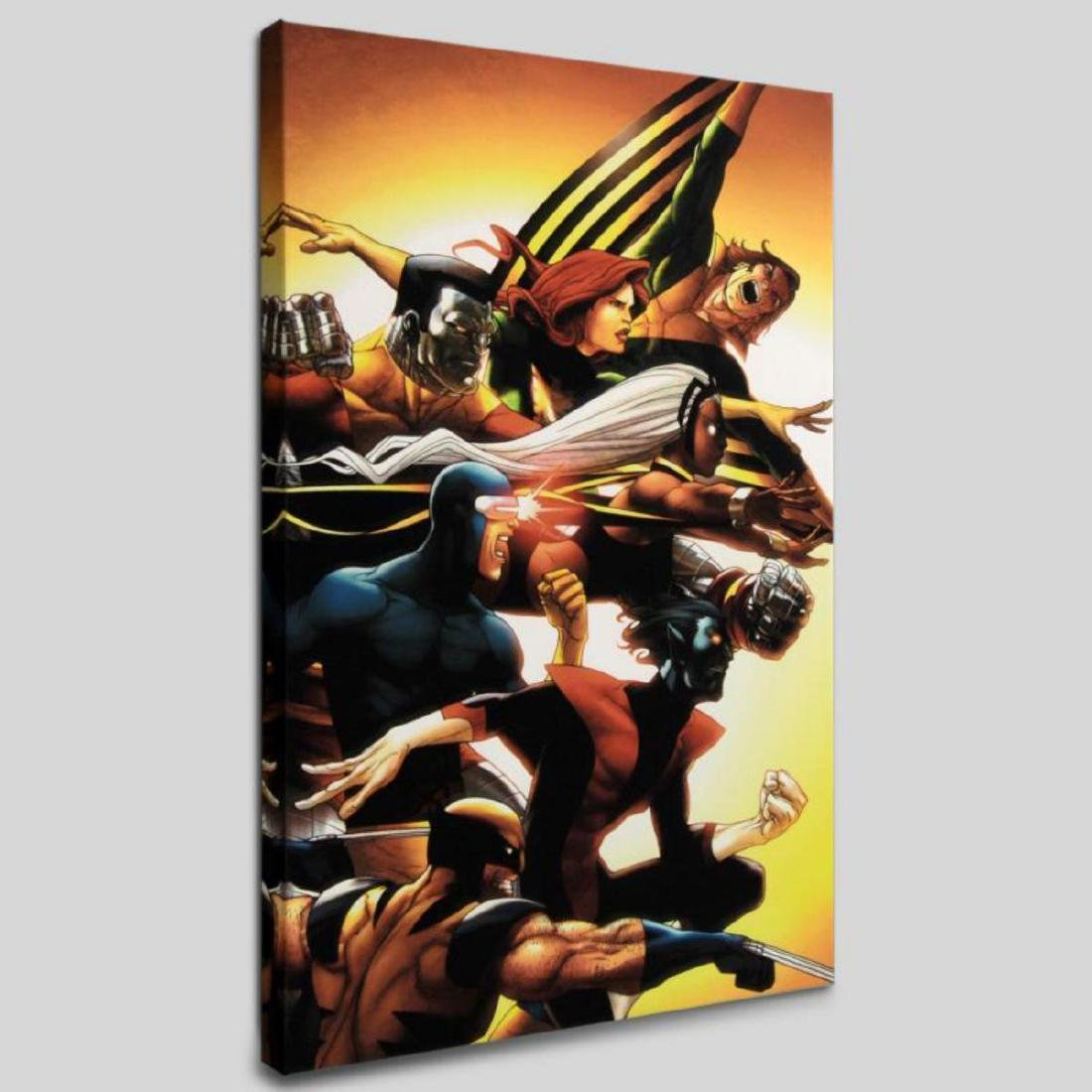 """""""Uncanny X-Men: First Class #5"""" Limited Edition Giclee - 3"""