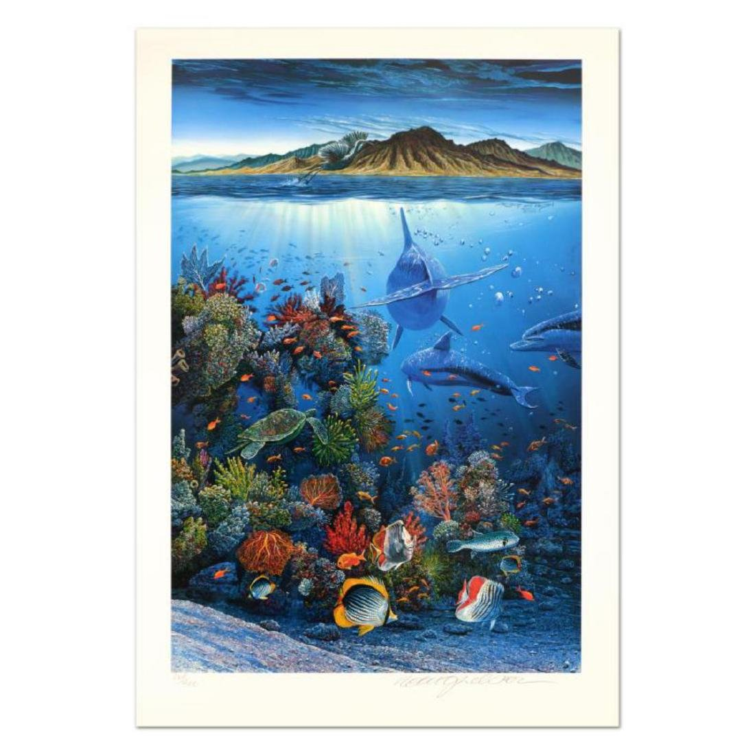 """Robert Lyn Nelson - """"Red Sea Sirens"""" Limited Edition"""