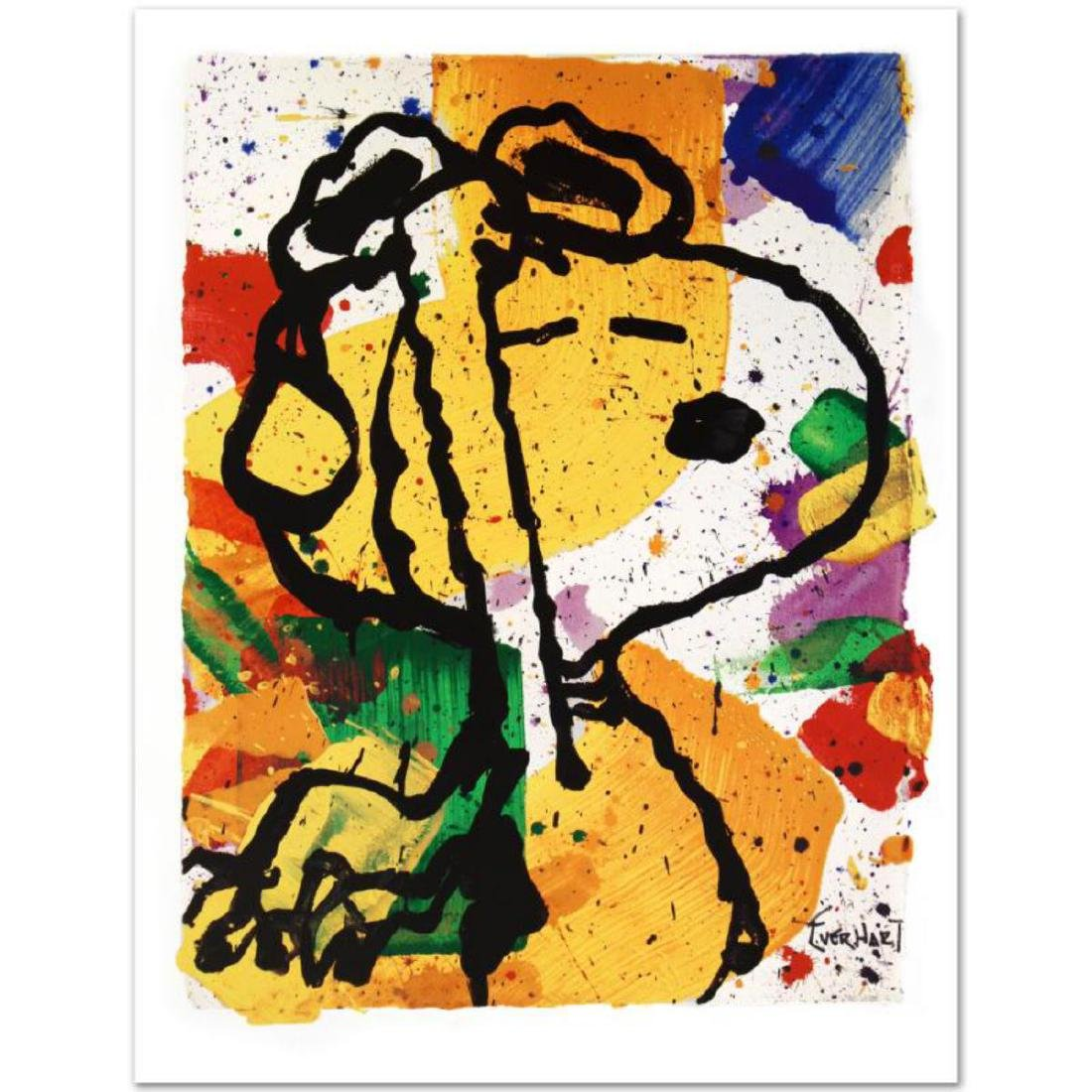 """""""Salute"""" Limited Edition Collectible Lithographic Art"""