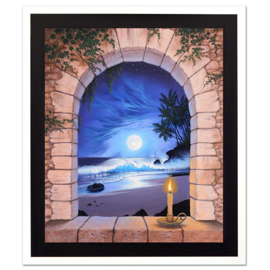 "Jon Rattenbury - ""Evening View"" Limited Edition Giclee"