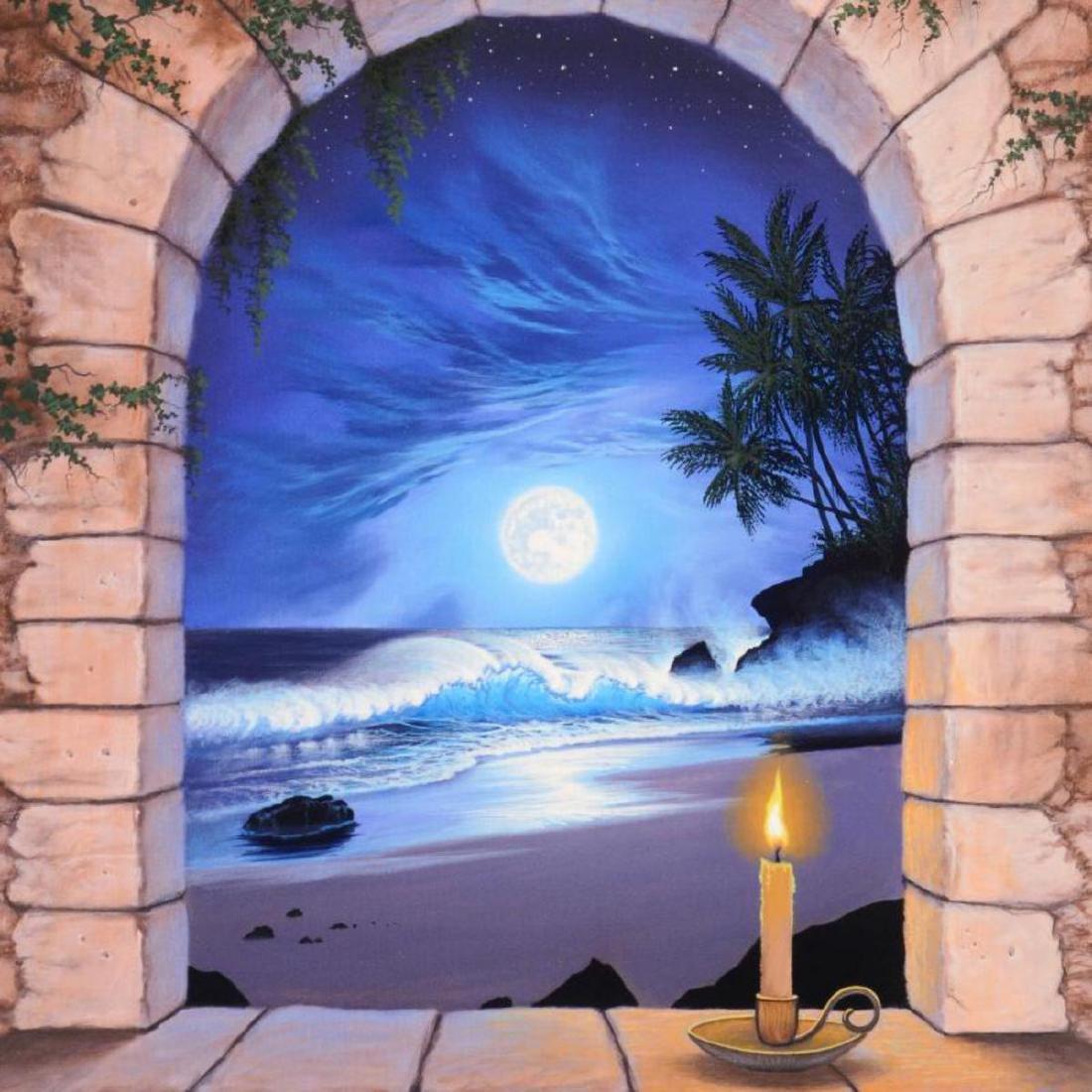 "Jon Rattenbury - ""Evening View"" Limited Edition Giclee - 2"