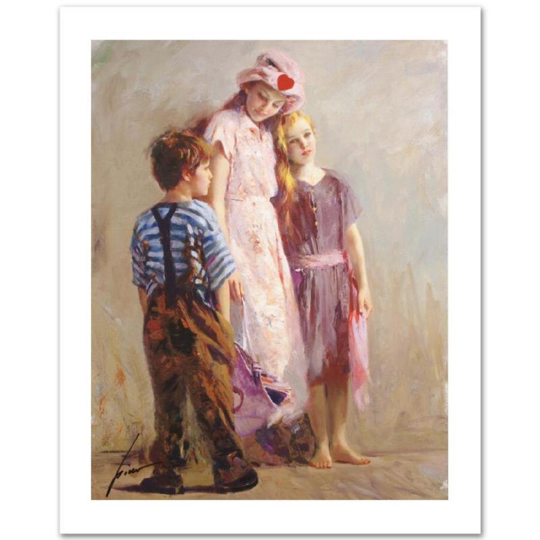 """""""The Spirit of Love"""" Limited Edition Giclee by Pino"""
