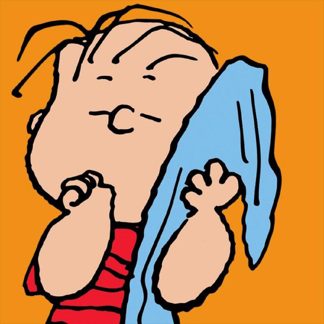 """Linus - Orange"" Hand Numbered Limited Edition - 2"