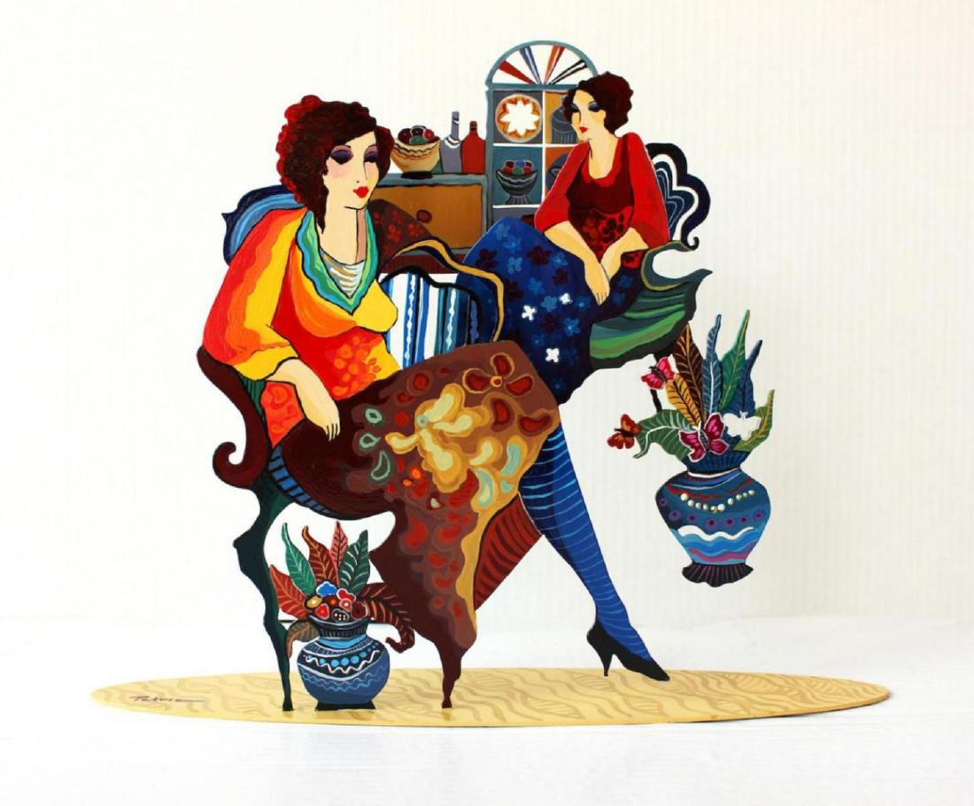 Original One-Of-A-Kind Patricia Govezensky Table