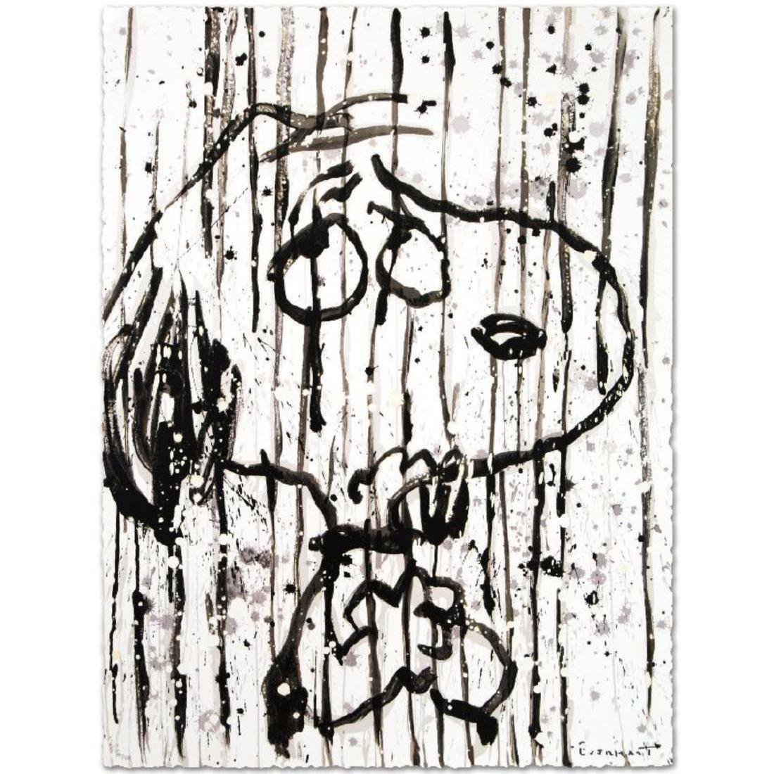 """Dancing In The Rain"" Limited Edition Hand Pulled"