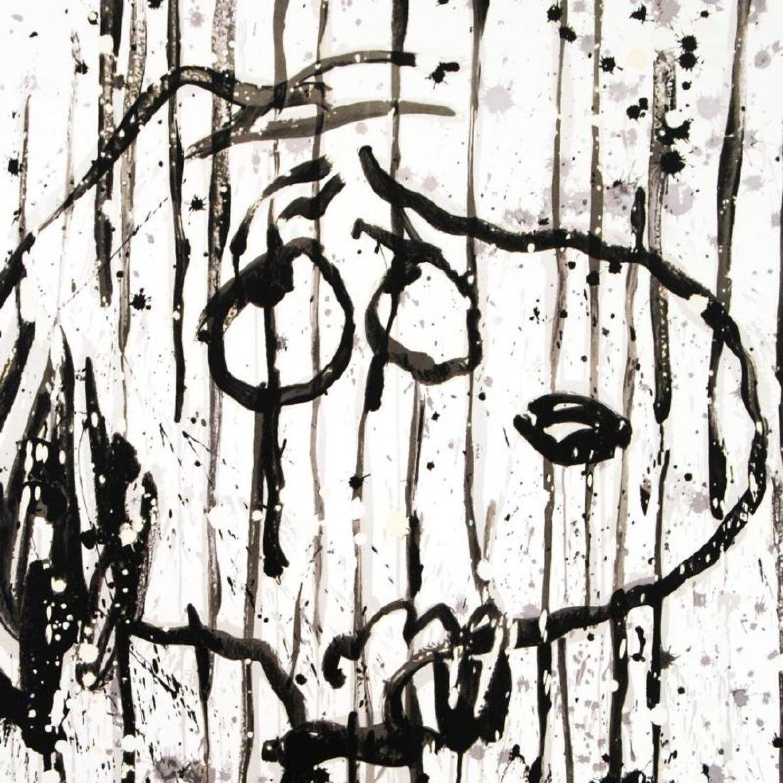 """""""Dancing In The Rain"""" Limited Edition Hand Pulled - 2"""
