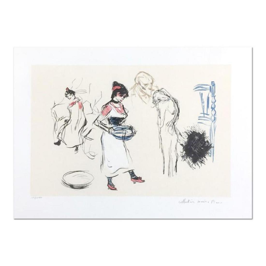 """Pablo Picasso (1881-1973) - """"Etude de Personnages"""""""